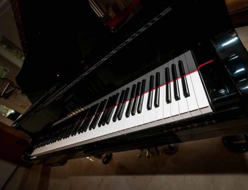 Buying An Acoustic Piano